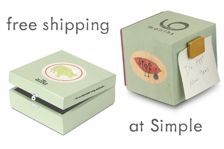 simple offer- free shipping