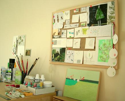 gretchen mist studio