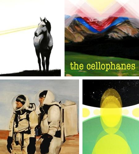 the cellophanes