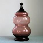 amethyst jar