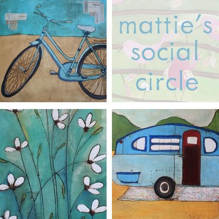 mattie's social circle