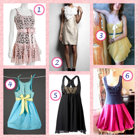 Fashion Finds: Perfect Party Dresses - Paper and Stitch
