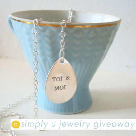 simply u jewelry giveaway