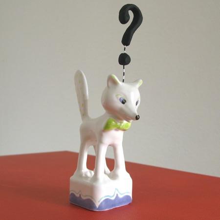 Mystery Fox, Pearson Maron