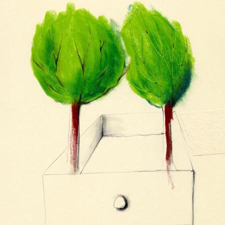 Whispering trees, Lineanongrata