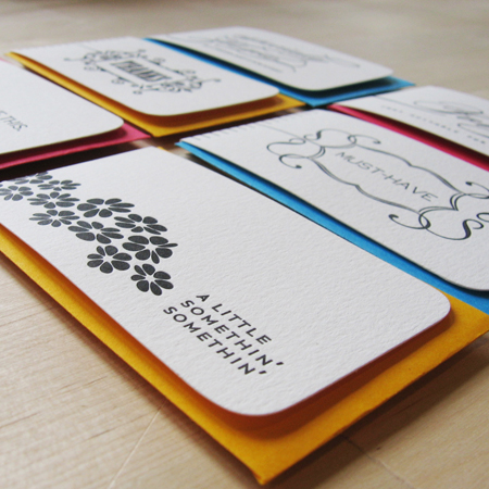Tags assorted by orange beautiful, $7