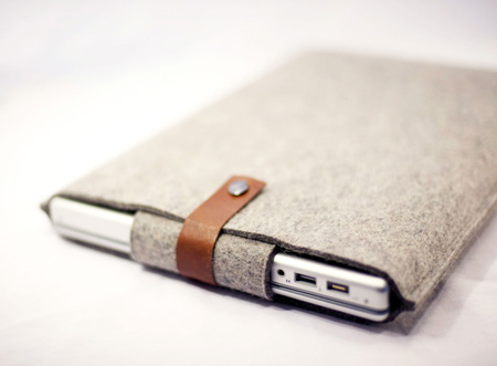laptop sleeve by byrd and belle
