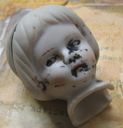 porcelain head