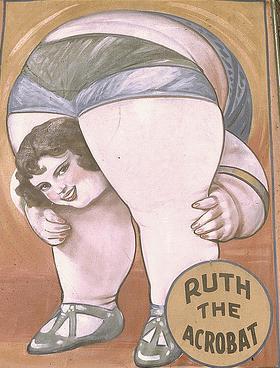 ruth the acrobat
