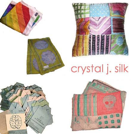 crystaljsilk