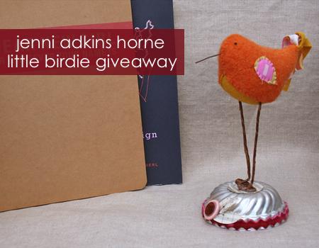 jenni adkins horne giveaway