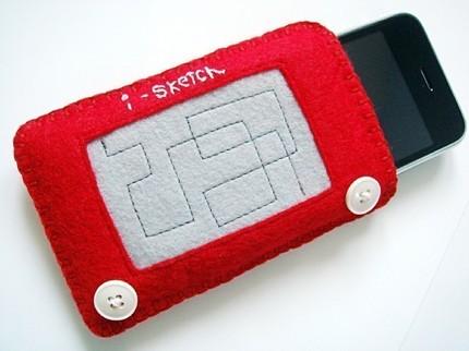etch a sketch phone