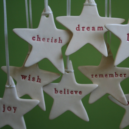 word stars from paper boat press