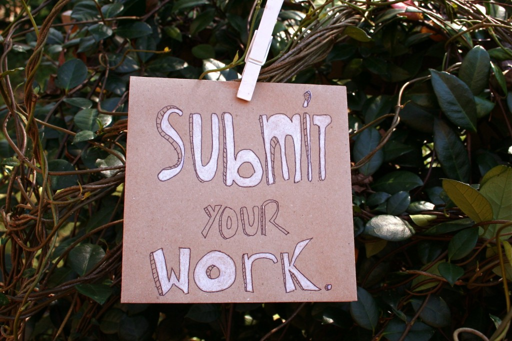 Submit your Work to papernstitch