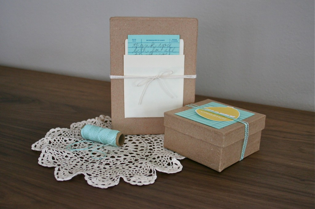 wrapping ideas from papernstitch
