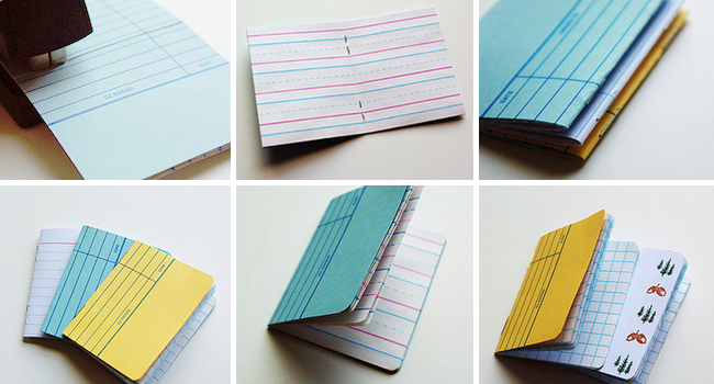 awesome diy notebooks in 5 minutes or less