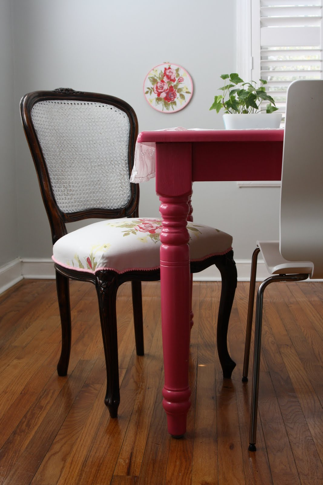 Before + After: French Flair Chairs - Paper and Stitch