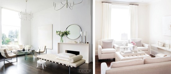 Interior Obsessions - Ottomans and Poufs - Paper and Stitch