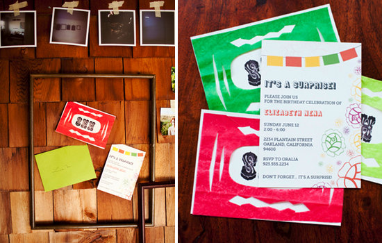 Make This double dose Festive Surprise Birthday Party Invite – Diy Party Invites