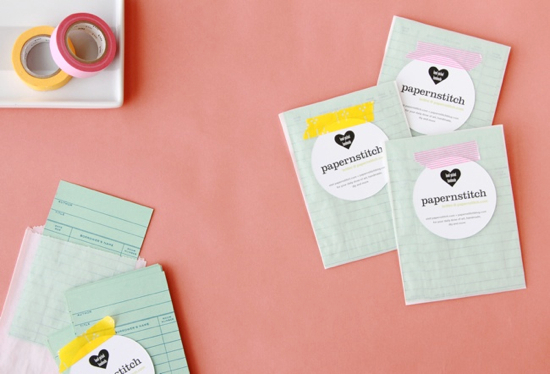 Designing a Memorable Business Card + Giveaway - Paper and Stitch