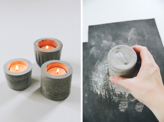 9 Cool Things You Should Make With Cement This Weekend Paper And Stitch