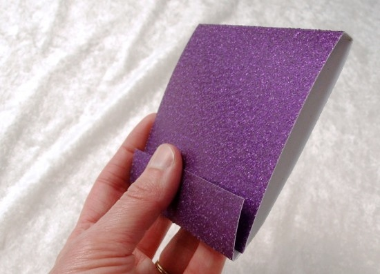 DIY: How to Make a Matchbook Notebook with Template - Paper and Stitch