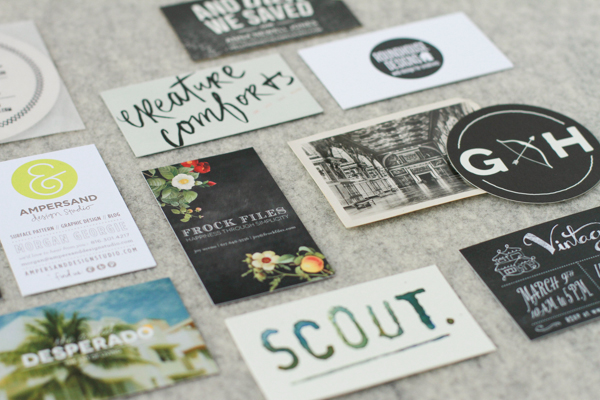 Bring it business card inspiration from alt part i paper and stitch its reheart Gallery