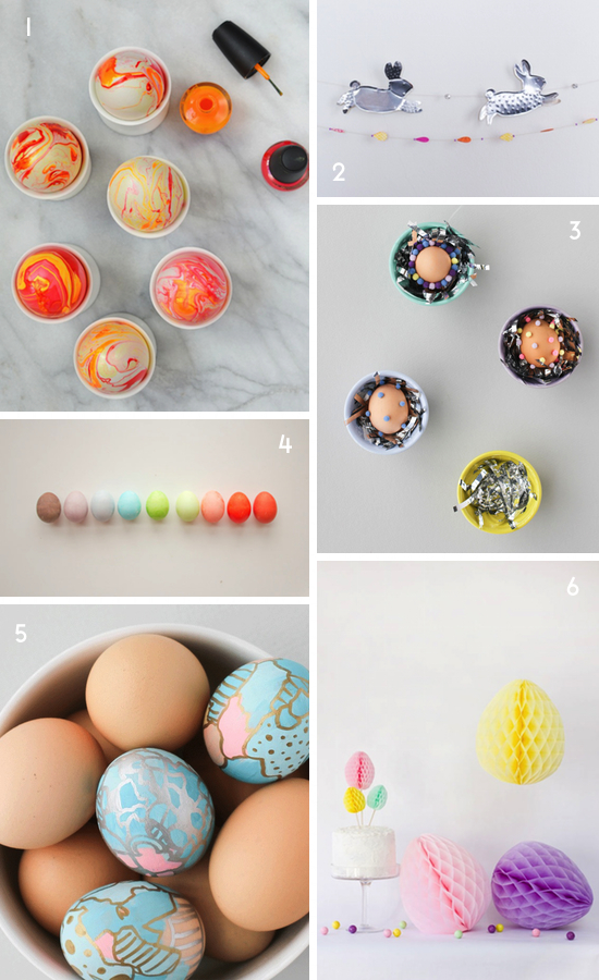 awesome easter craft project roundup