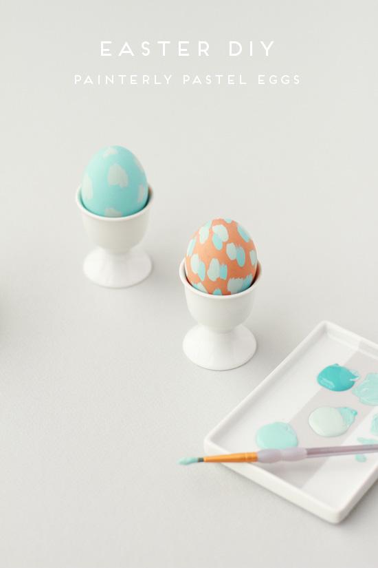 http://papernstitchblog.com/2013/03/13/easter-diy-painterly-pastel-eggs/