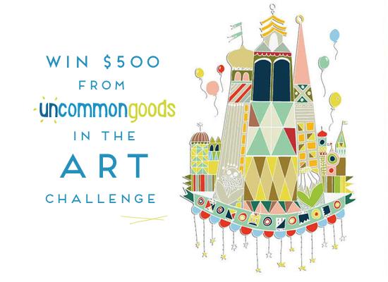 uncommongoods-art-challenge