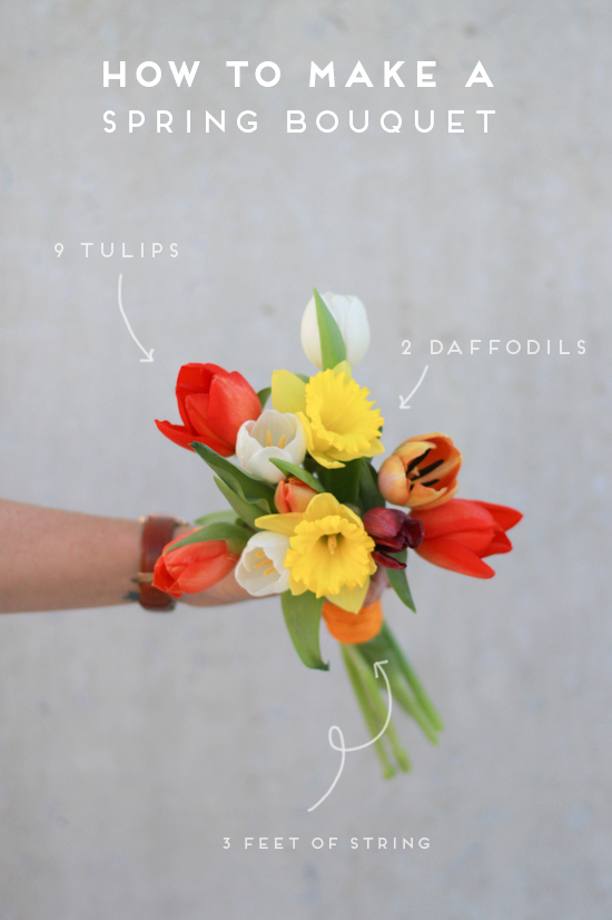 how-to-make-a-spring-bouquet-the-easy-way