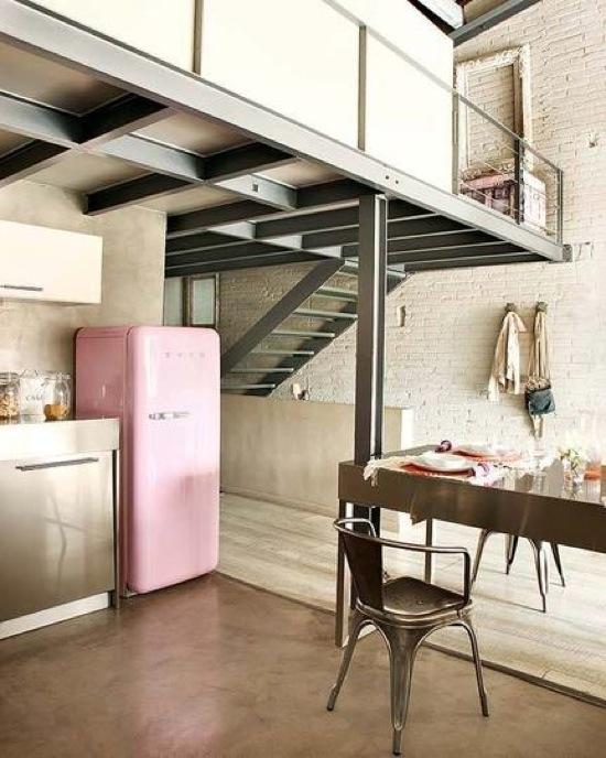 loft-with-pinkfridge