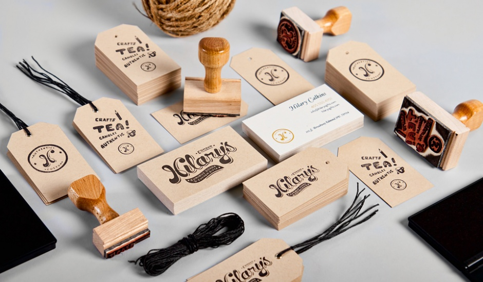 Bring It: More Business Card Inspiration - Paper and Stitch