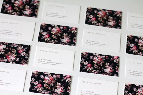 jessicacomingore-business-cards