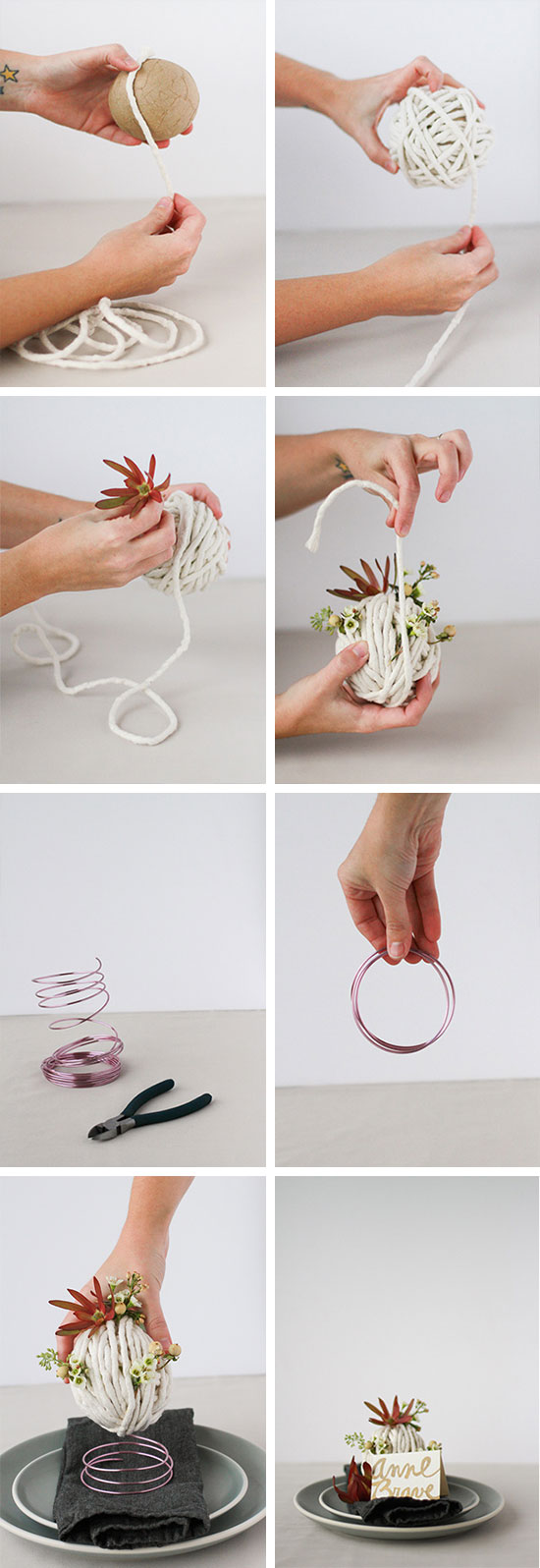 steps-floral-rope-ball-diy