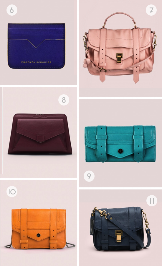 more colorful neutral bags