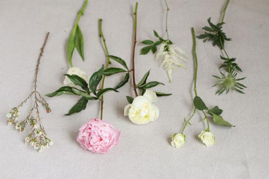 flower breakdown