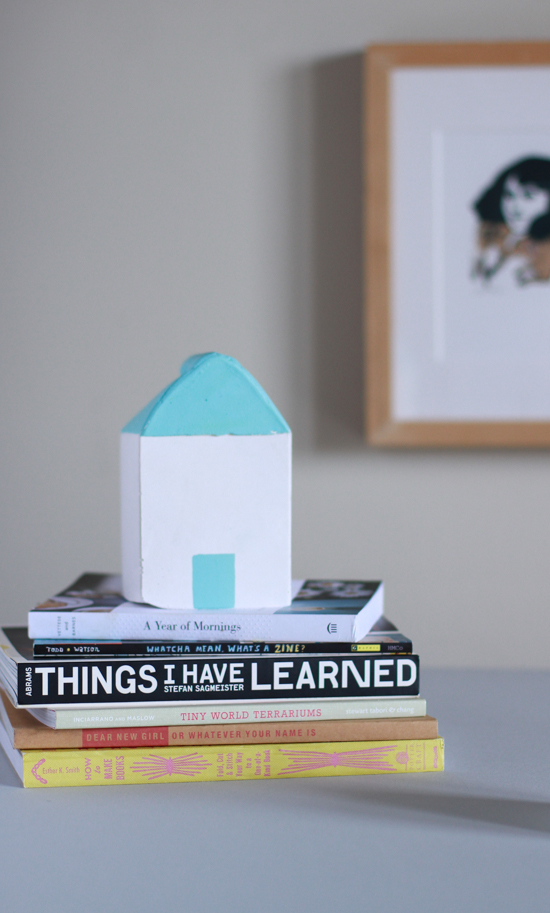 paperweight house diy