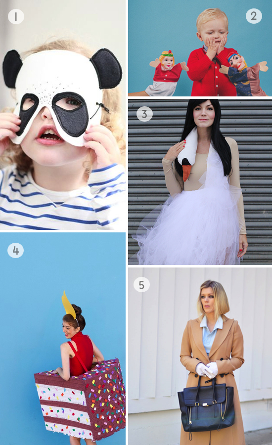 5 DIY Halloween Costumes to Try