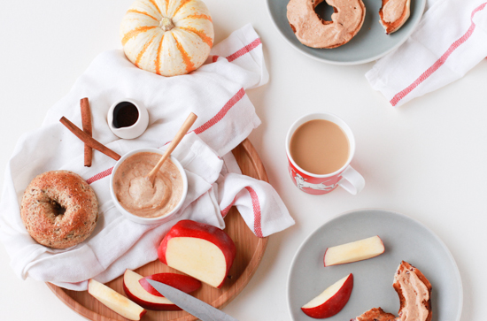 ... Make This: Organic Pumpkin Spice Cream Cheese Recipe by Amanda Toman
