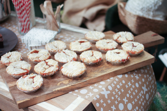 West Elm Jacksonville meet + make wrap up (yummy apple pies)