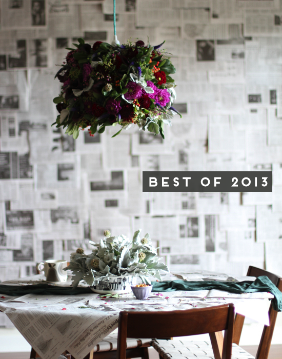 Paper & Stitch // Best of 2013