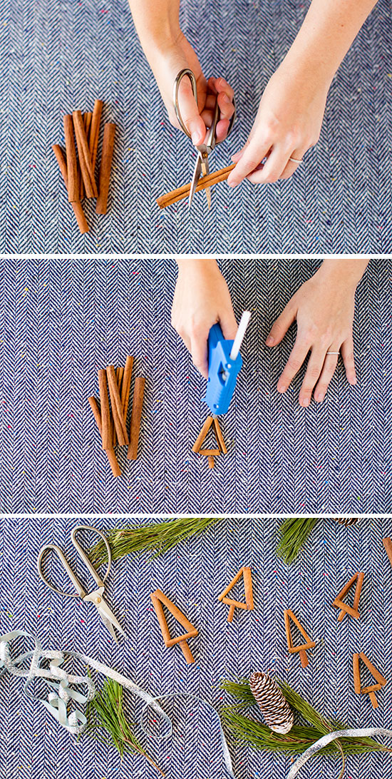 How to Make Cinnamon Stick Tress
