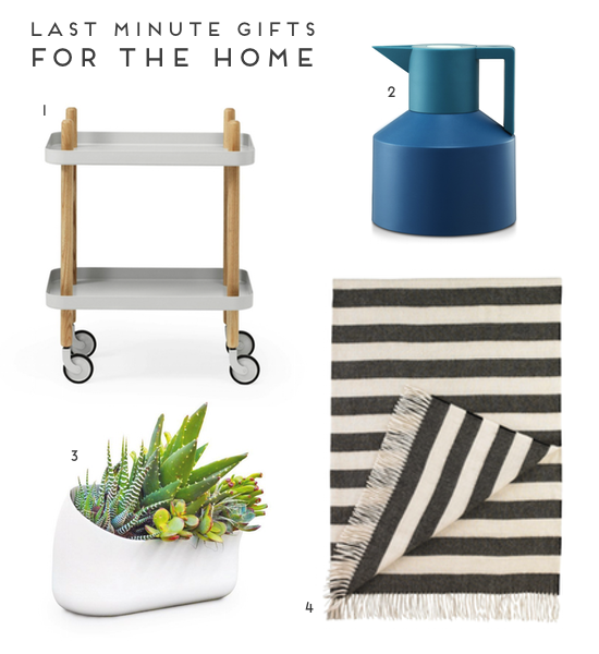 Last Minute Gifts for the Home