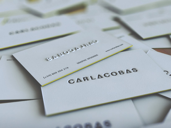 cool business cards // roundup on Paper & Stitch