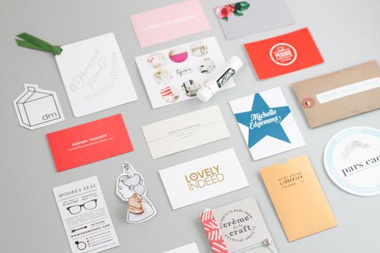Alt Summit // business card roundup 2014