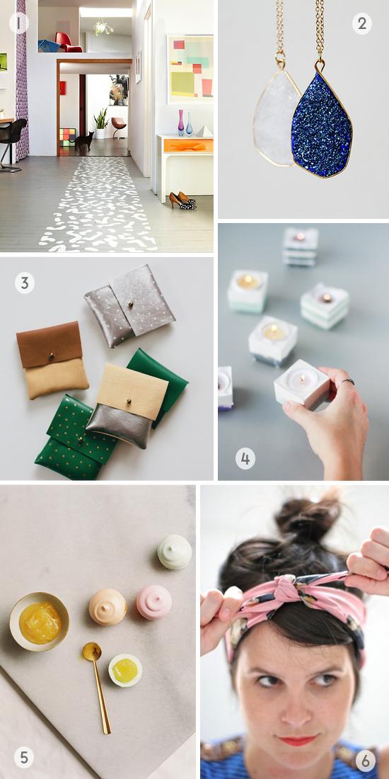 DIYs to Try this Weekend (Jan 2, 2014)