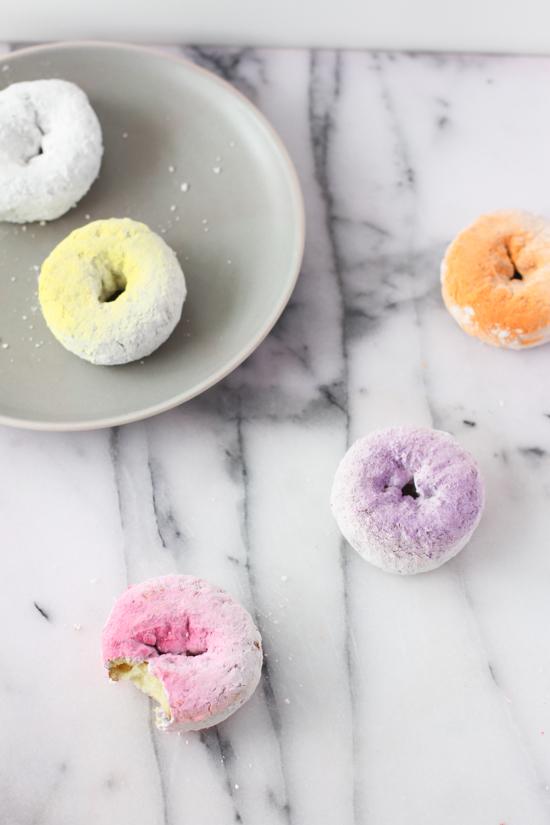 Ombre Donut DIY