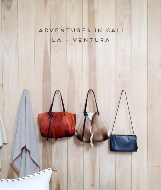 Adventures in Ventura + LA