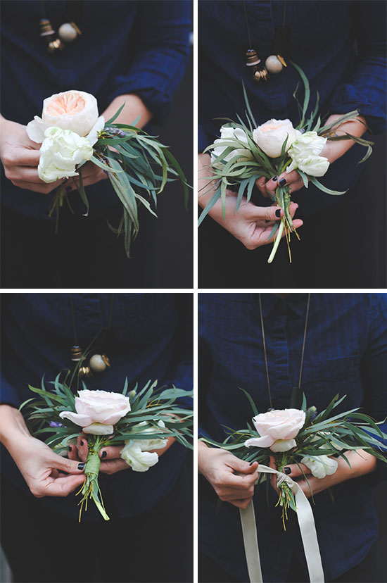 How To Bouquet for Easter or Mother's Day